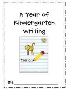 Creative writing first grade
